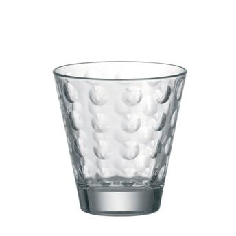 OPTIC CIAO Verre Bas 25 cl LEONARDO- Les 6 -SUPER PROMO