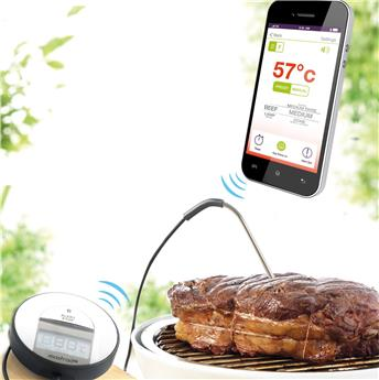 Thermo-sonde de cuisson connectée Bluetooth Mastrad