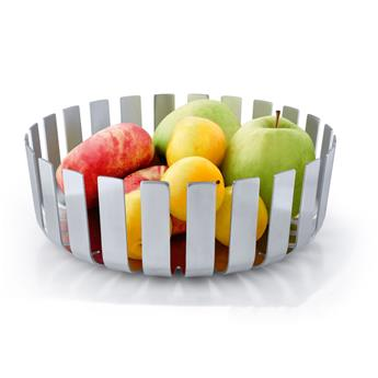 Coupe à fruits GUSTO inox Pure Life blomus