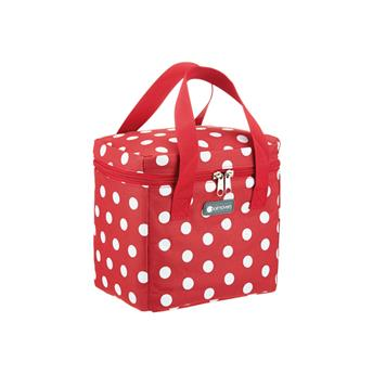 Sac Lunch Box isotherme 4.9 L KitchenCraft ROUGE A POIS