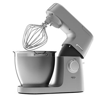 Robot ELITE Chef XL 1400W + Blender verre et Kit Pâtisserie Systempro KENWOOD