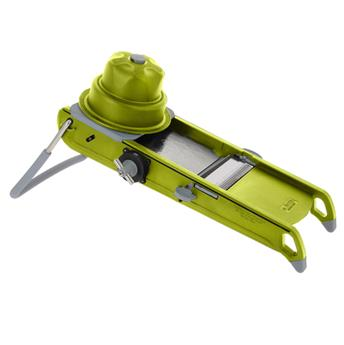 Mandoline multirâpes SWING PLUS de BUYER Vert
