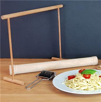 PASTA THERAPY Machine à Pâtes manuelle Cookut
