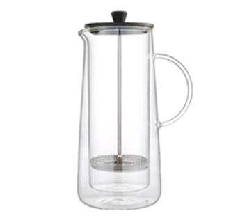 AROMA PRESS Cafetière à Piston 900 ml Verre