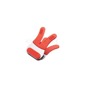 Clip support ustensile COLOURWORKS Rouge