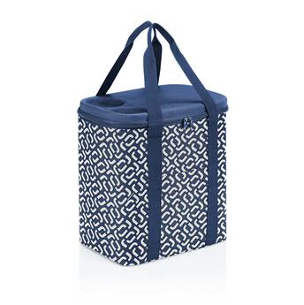 COOLERBAG XL Sac de courses isotherme Glaçière REISENTHEL Signature Navy